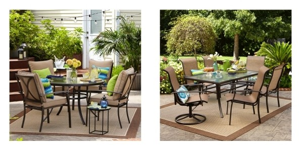 Outdoor Living Sale: 5 & 7 Piece Outdoor Sets from $239 @ Sears