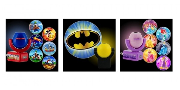 Projectables Night Lights - Batman & More from $8 @ Home Depot