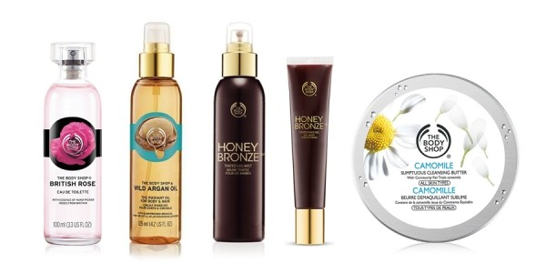 40% Off Hundreds Of Products + Free Shipping @ The Body Shop