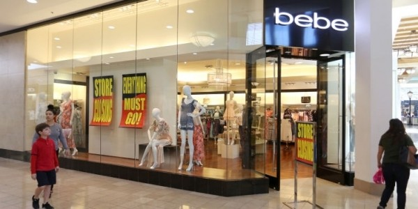 Bebe To Close 168 Stores In 2017