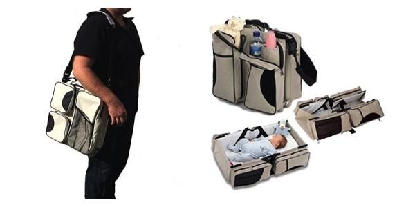 Boxum 3-in-1 Diaper Bag $74 Shipped @ Amazon