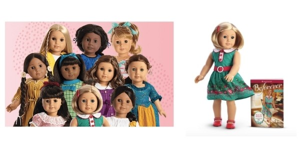 American Girl Be Forever Dolls Just $98 Today Only @ American Girl