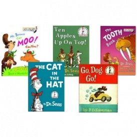 5 Dr Seuss Books $6 Shipped @ Early Moments