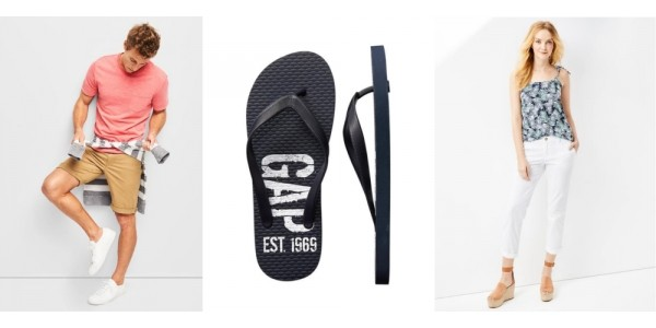 Everything 50% Off + Free Shipping @ Gap Factory