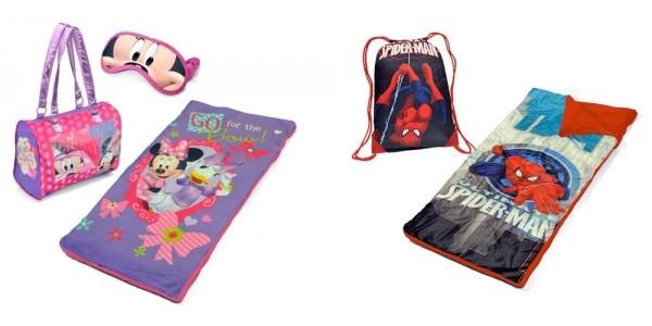 Kids Sleeping Bag Slumber Sets From $12 @ Walmart