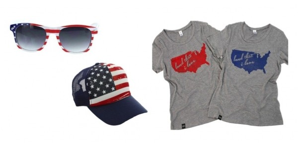 40% Off Americana Clothing & Accessories w/ Code @ Cents of Style
