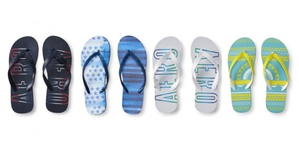 Flip Flops For Guys & Girls Just $2 @ Aeropostale