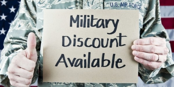 100 Stores & Restaurants That Offer Military Discounts