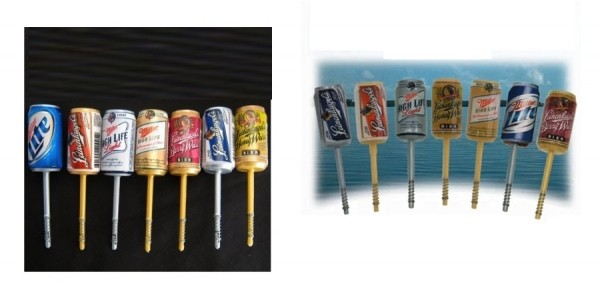 Great for Dad! Set of 7 Beer Can Fishing Bobbers Just $11 Shipped @ Walmart