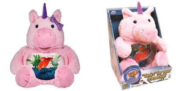 Magical Unicorn Fish Tank $12 Shipped @ Amazon