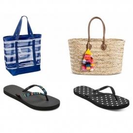40% Off Totes, Hats & Flip-Flops @ Target