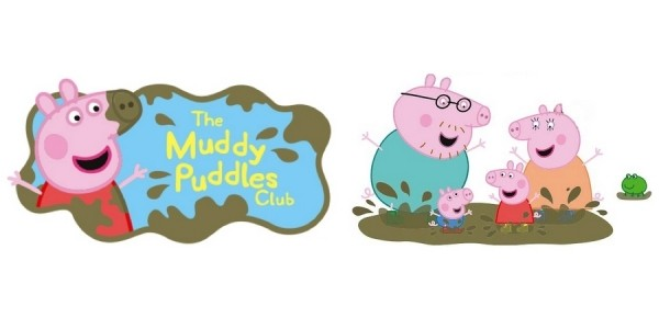 Free Activities & Birthday Pack When You Join The Peppa Pig Muddy Puddles Club