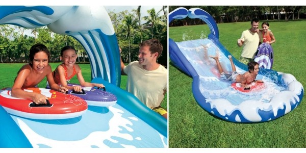 Intex Surf 'N Slide Inflatable Play Center $60 @ Amazon