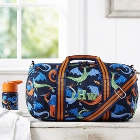 Dragon Gym Bag $16.99 @ Pottery Barn Kids