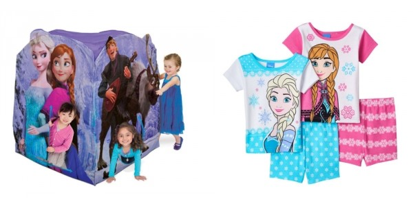 Up To 90% Off Frozen Merchandise + Additional 20% Off @ Kohl's