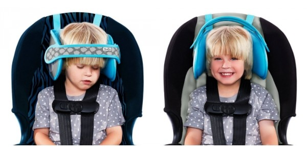 NapUp Head Bobbing Car Seat Support System $34.99 (Reg. $60) @ Zulily