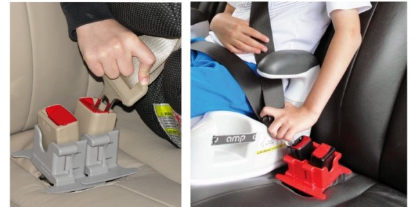 2 MyBuckleMate Floppy Seat Belt Buckle Solutions $9.99 @ Zulily