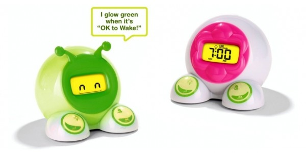 OK To Wake! Alarm Clock And Night-Light $18 (Reg. $39.95) @ Amazon