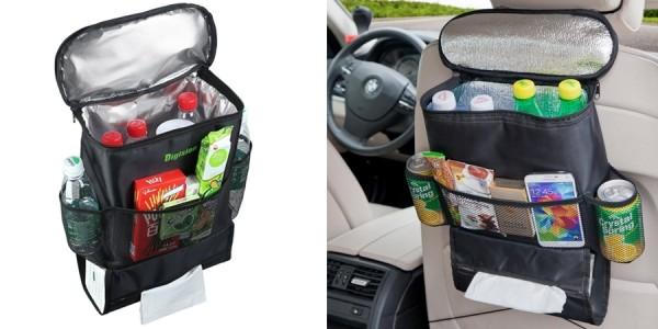 Insulated Car Seat Cooler & Organizer $14 @ Amazon