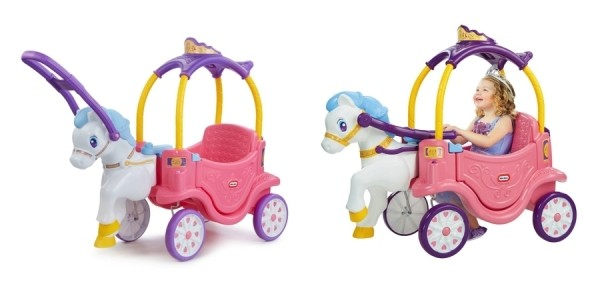 Little Tikes Princess Horse and Carriage $100 Shipped @ Toys R Us