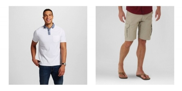 Men's Polos $7 & Shorts $12 + Other Father's Day Gift Ideas @ Target