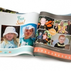 FREE 20-Page 8×8 Hardcover Photo Book