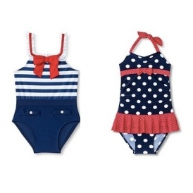 Today Only 50% off Kids Swimwear @ Target