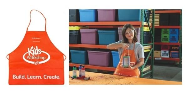 Register Now For The July Free Kids Workshop Build @ Home Depot