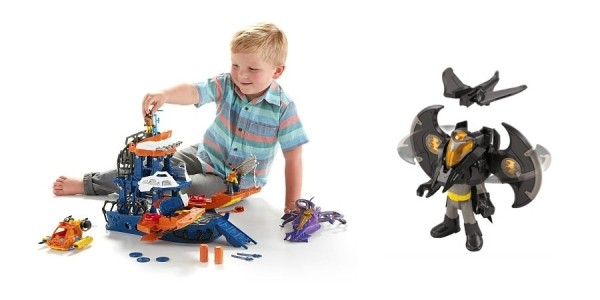 Buy 1, Get 1 Free Fisher Price Imaginext Toys @ Toys R Us