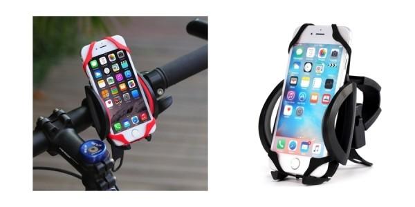 Gonex Adjustable Bicycle Phone Holder $5 w/ Code (reg. $20) @ Amazon