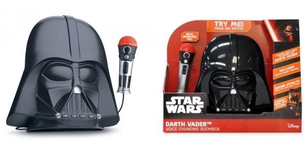 Star Wars MP3 Voice Changing Boombox $6.39 (Reg. $40) @ Kohl's