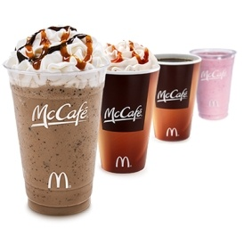 FREE Iced Coffee Today @ McDonald's