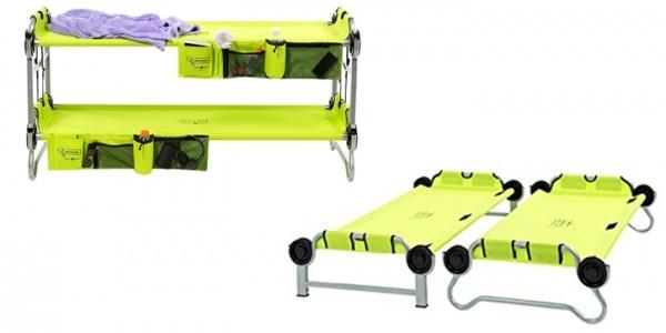 Kid-O-Bunk Camping Bunk Bed $270 (Reg. $289) w/ Code @ Jet.com