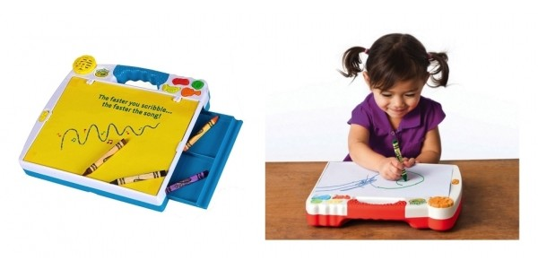 Crayola My First Crayola Color Me A Song Just $12 @ Amazon