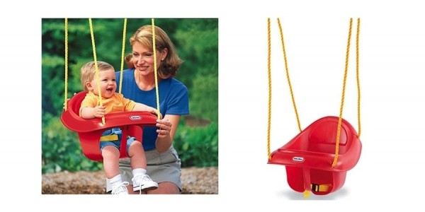 Little Tikes High Back Toddler Swing Just $13 @ Amazon