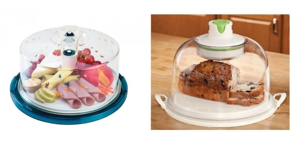 Keep Fresh And Marinate Vacuum Sealing Dome $26 @ Amazon
