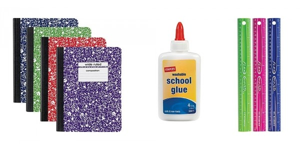 $0.50 Going Back To School Sale @ Staples