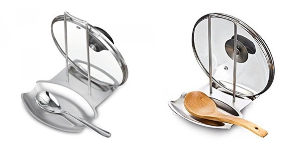 No More Messes Spoon And Lid Rest $6.79 @ eBay