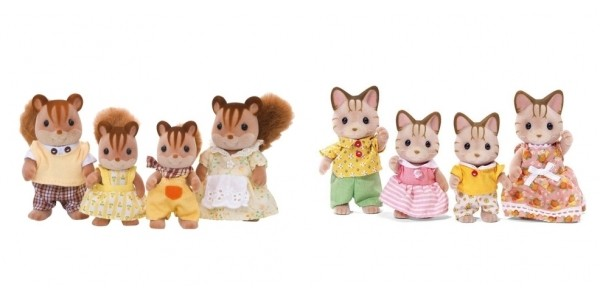 Calico Critters Sale - Family Figurine Sets Just $15 + More @ Amazon