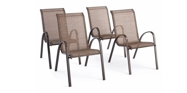 Newberry Stackable Chair Sets $60 (Reg. $320) w/ Code @ JCPenney