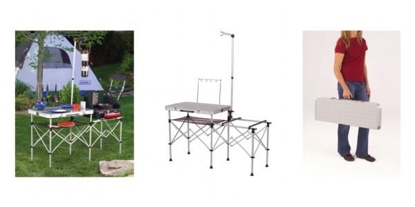 Coleman Pack-Away Outdoor Camp Kitchen Just $41 (reg. $115) @ Walmart