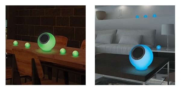 Eluma Lights Bluetooth Speaker System $29.99 (Reg. $70) @ Amazon