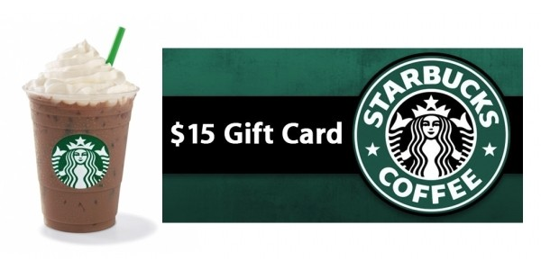 Free $15 Gift Card When You Spend $60 @ Starbucks