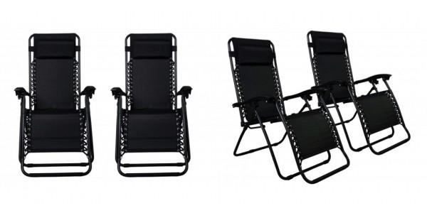 Set of Two Zero Gravity Chairs Just $55 Shipped @ Amazon