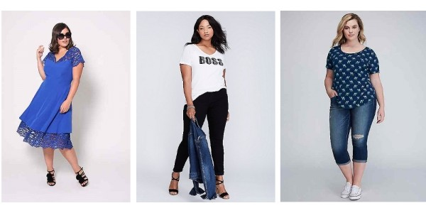 Denim Buy One Get One Free + $25 Off + Additional 40% Off Clearance @ Lane Bryant
