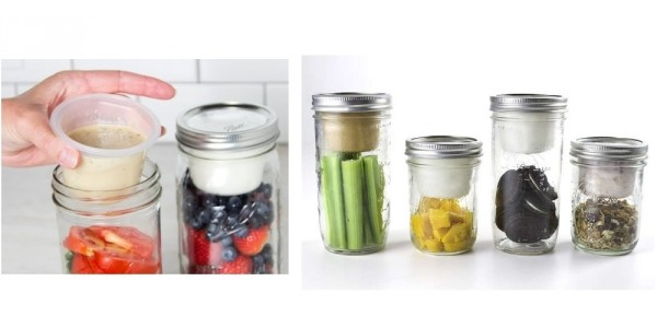 BNTO Lunch And Snack Canning Jar Converter $8.99 @ eBay