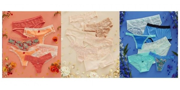 10 for $30 Aerie Panties + $15 Bras & $10 Bralettes @ American Eagle