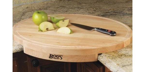 John Boos Corner Cutting Board $166 (Reg. $225) @ Jet.com
