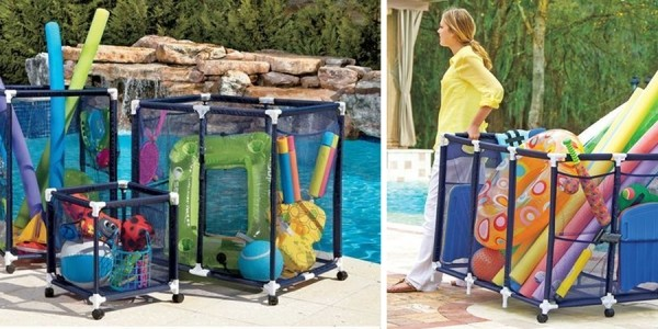 Pool Toy Storage Bins From Just $32 @ Amazon