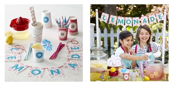 American Girl Lemonade Stand Kit $18 Shipped @ Williams Sonoma